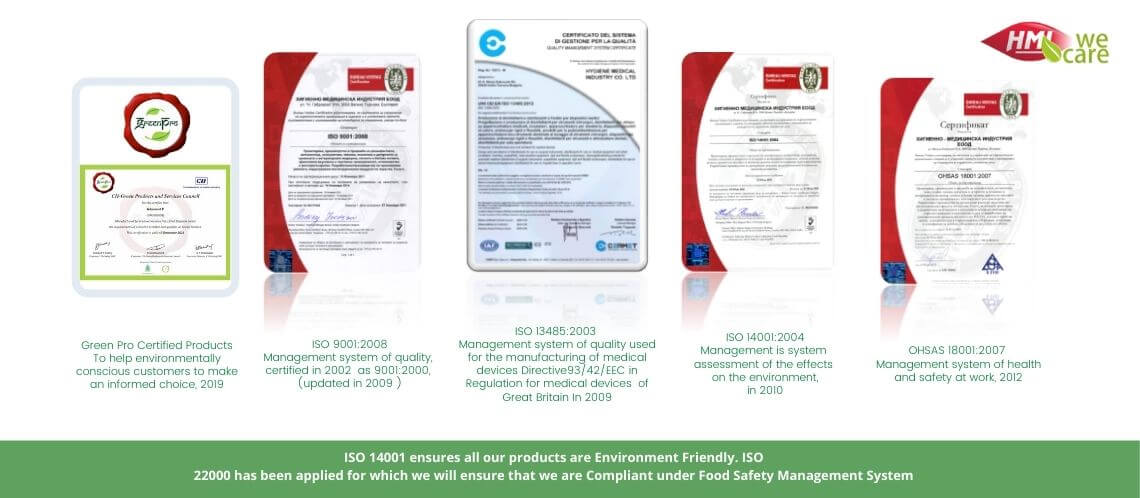 Quality certified Cleaning Products